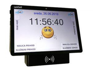 Registrator delovnega časa LARKSOFT W10